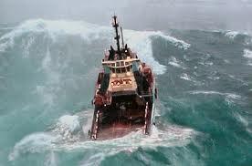 wild seas sinking ships