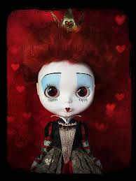 red queen doll