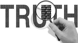 focus on truth and lies