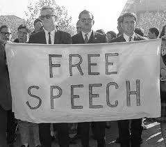 free speech 50s