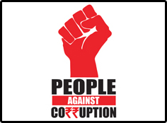ppl no corruption